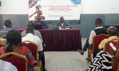 RDC : l'UE invitée à renouveler ses sanctions contre les 14 dignitaires congolais 88