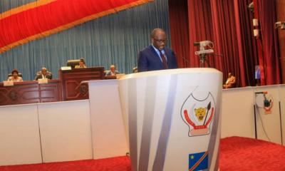 RDC : Budget 2018, l'exécution affiche un taux de 88% en recettes et de 91% en dépenses 80