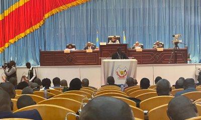 RDC: projet du Budget 2020, Ilunkamba présente les agrégats macroéconomiques 73