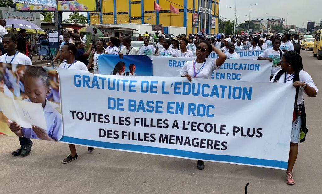 RDC: l'Etat prévoit 1,04 milliard USD pour l'éducation de base en 2020 1