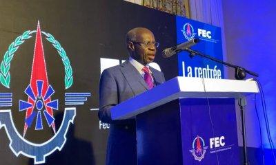 RDC : la Fédération des entreprises du Congo effectue sa rentrée économique de 2019 8