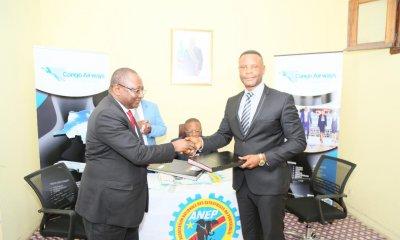 RDC: Congo Airways, le transporteur officiel des agents de six entreprises du portefeuille 52