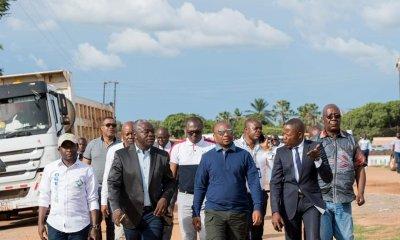 RDC : Patient Sayiba, DG de l'Ogefrem boucle son voyage de sensibilisation dans le Grand Katanga !