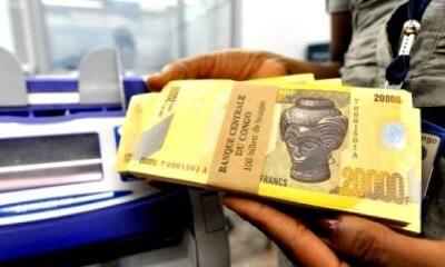 RDC : les recettes dues aux impôts évaluées à 4 752,4 milliards de CDF dans le budget 2021 105