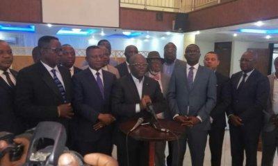 RDC : neuf propositions du Collectif d'anciens Gouverneurs de provinces pour vaincre le COVID-19