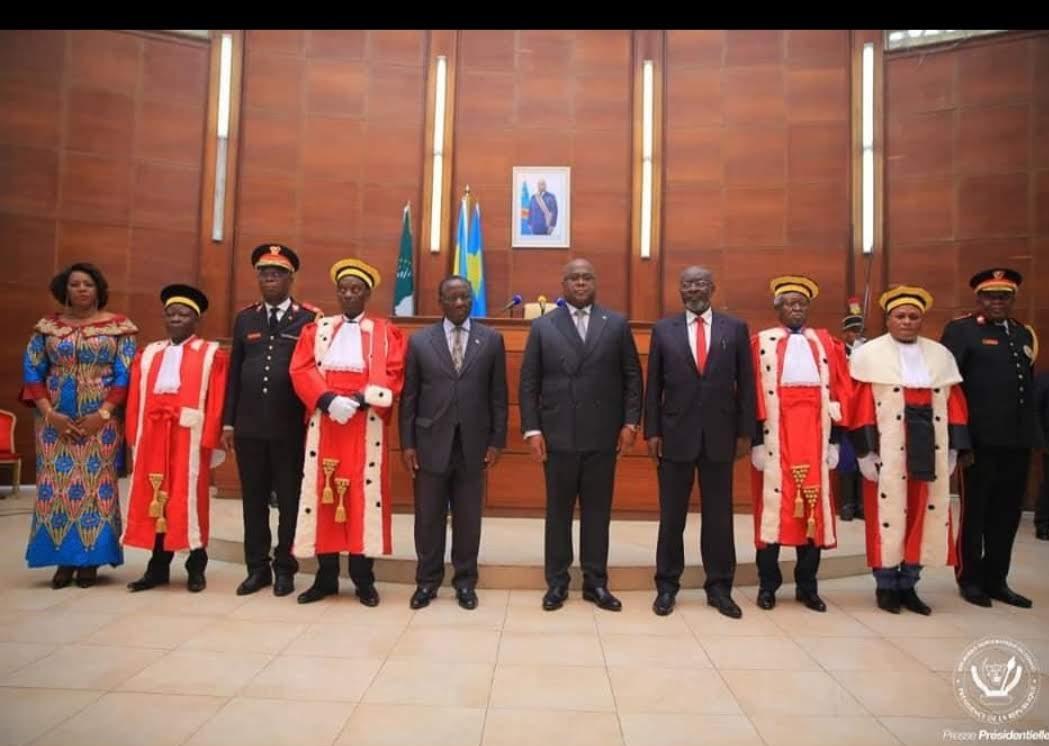 RDC : les six dossiers devant faire l'objet d'enquêtes judiciaires impartiales (CNPV) 1