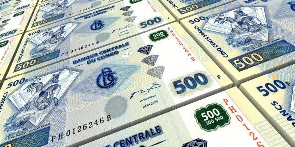 RDC: En 2021, les recettes exceptionnelles se chiffrent à 252,0 milliards de CDF, soit un rabais de 28,0% 1