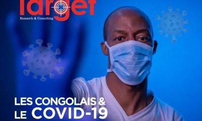 RDC : 39% de congolais conscients de la gravité de Covid-19 (étude de Target Sarl) 19
