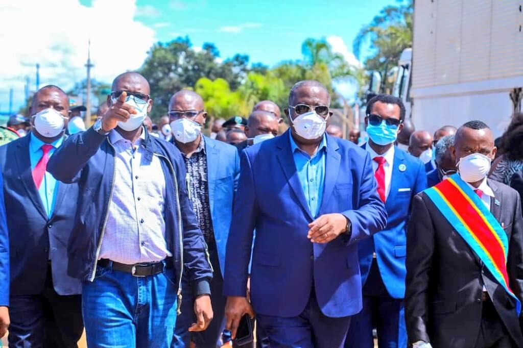 RDC : OEARSE pour une gestion tripartite d'appuis des miniers à la riposte du Covid-19 pour plus de transparence 1
