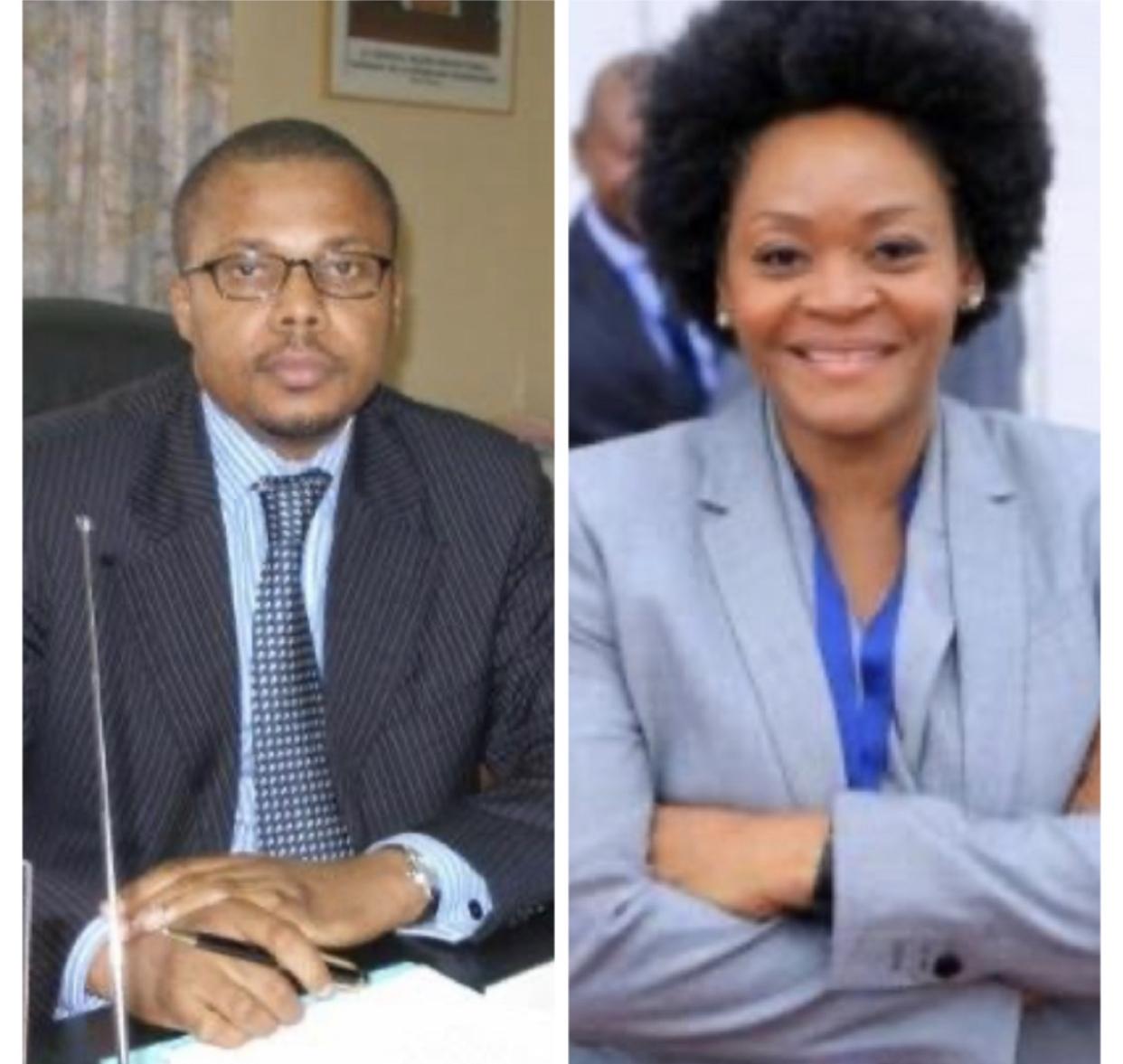 RDC : Katende Mukinayi et Lydie Omanga nommés à la tête l'ARPTC ...