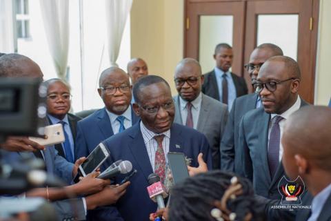 RDC : le Budget de l'Etat exécuté à 14% en recettes et à 17% en dépenses au 15 juin 2020 ! 1
