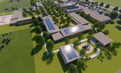 RDC : Mutombo Dikembe a financé la construction d'une école à $ 4 millions!