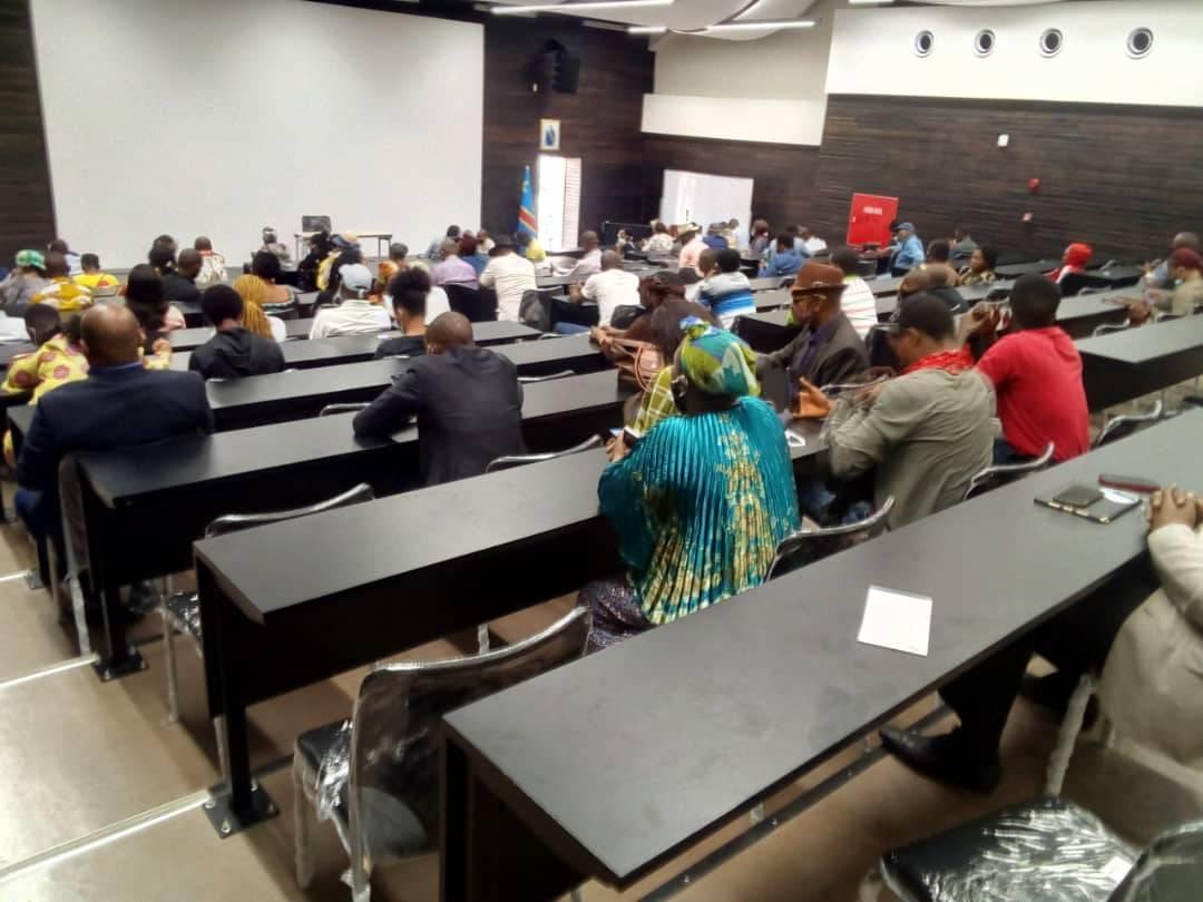 RDC : Covid-19, l'INRB multiplie des points de prélèvement face à une demande accrue de voyageurs !