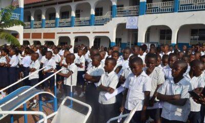 RDC : près de 1,5 million d'élèves prennent part au Test national de fin d'études primaires édition 2020 6