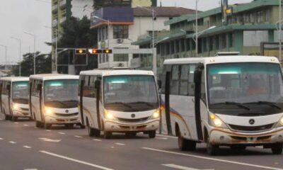 RDC : 450 nouveaux bus Transco attendus à Kinshasa 19