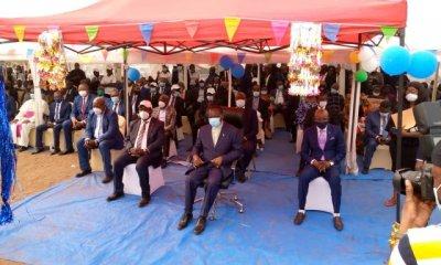 RDC : démarrage d'entretien de 56 km de route de desserte agricole à Kenge 10