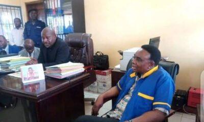 RDC : procès 100 jours, le directeur général de l'Office des Routes acquitté 6
