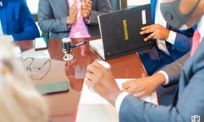RDC: Schoolap et Industry Five signent un accord de fourniture des contenus certifiés du programme pédagogique 1