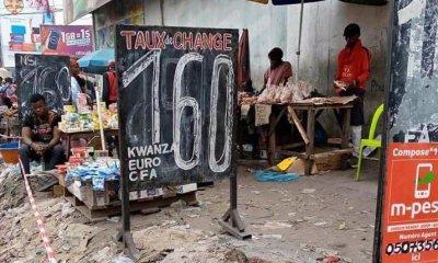 RDC: faible encadrement des cambistes, l'un des facteurs de spéculation sur le marché de change 10