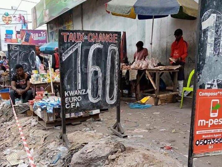 RDC: faible encadrement des cambistes, l'un des facteurs de spéculation sur le marché de change 1