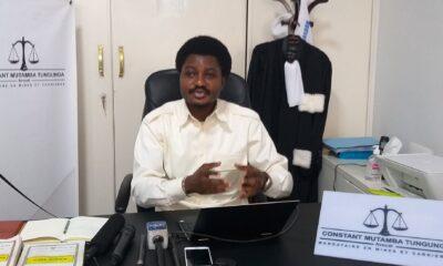 Constant Mutamba : «la RDC perd près de 100 milliards USD chaque année dans la fraude minière» 18