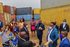 Cédrick Tshizainga : « ma mission dans le Kongo Central est une première étape de l'élaboration d'un Plan de relance des LMC » 3