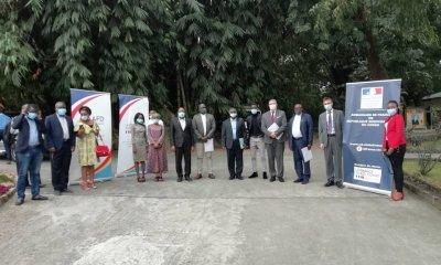 RDC : la France octroie 250.000 € pour lancer la filière ingénierie à l'université Loyola! 8