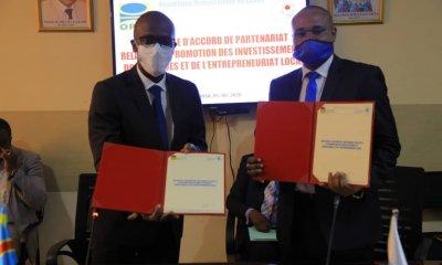 RDC : ANAPI et OPEC scellent un partenariat pour la promotion des investissements domestiques 9