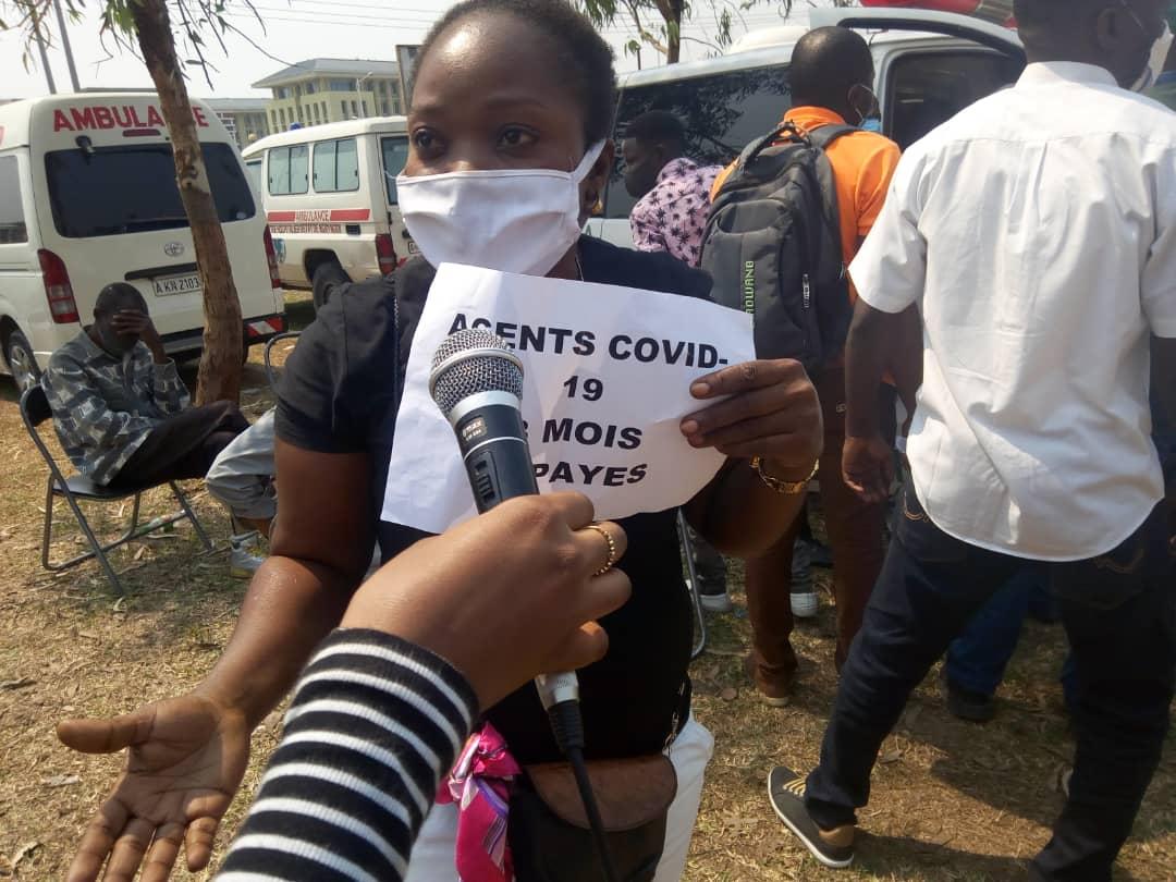 RDC: Covid-19, l'équipe de Riposte de nouveau dans la rue!