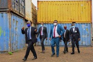 RDC : Cédrick Tshizainga, nouveau Directeur Général de LMC en mission à Boma pour booster les activités !