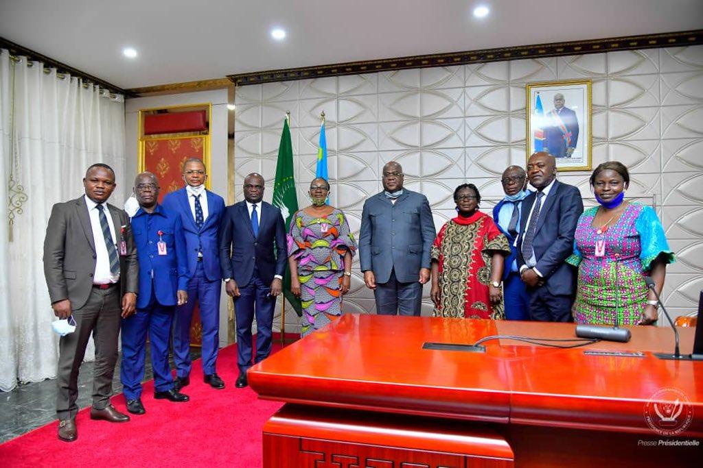 RDC :EPST, le président Félix Tshisekedi encourage l'audit de l'effectif des enseignants