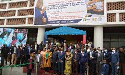 RDC : Rawbank accompagne l'engagement des jeunes au développement 5
