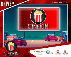 RDC : «Cinekin Drive In», une nouvelle expérience cinéma dans le respect de gestes barrières 4