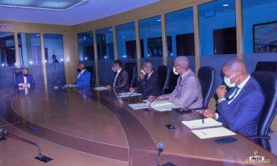 RDC : les dirigeants de l'ANSER en quête des moyens nécessaires chez le ministre du budget!