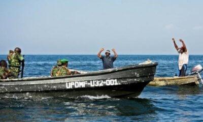 RDC : Dix pêcheurs Ougandais arrêtés sur le lac Édouard pour violation des limites!