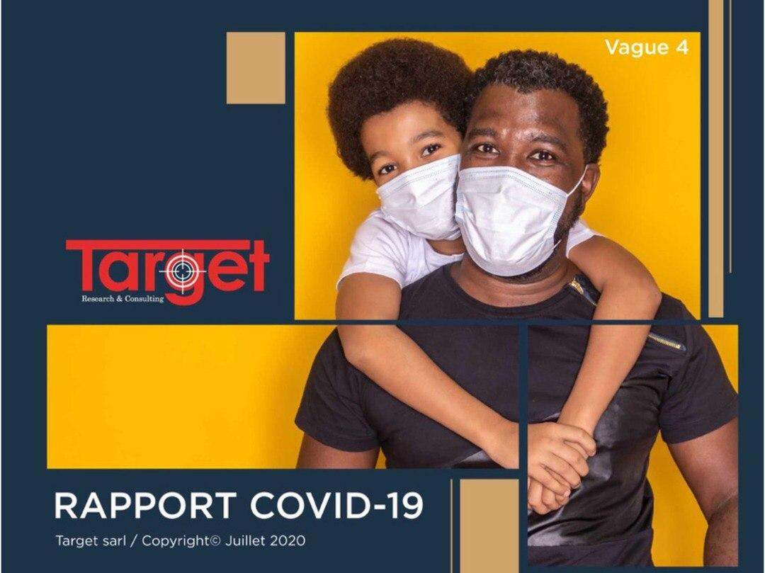 RDC : la situation financière de Congolais impactée négativement par la Covid-19 (Enquête Target Juillet 2020) !