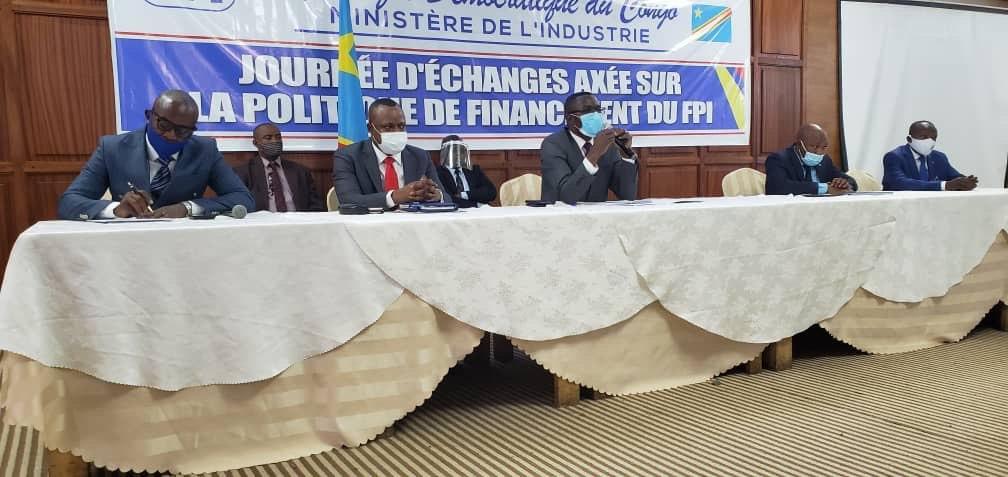 DC : les entreprises industrielles du Nord-Kivu bénéficiaires des financements du FPI visitées par Julien Paluku !