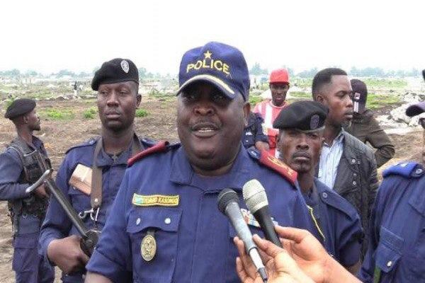 RDC: La police est à la recherche des commanditaires du site d'entraînement de type militaire à Kingabwa