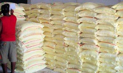 RDC : 5 000 tonnes de maïs du Service national vont bientôt être évacuées