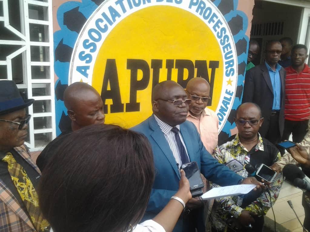 RDC: les professeurs de l'UPN restent en grève!