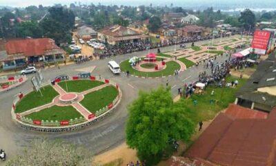 RDC: la ville de Kindu fait peau neuve avec l'aménagement de la place «Matata Ponyo Mapon» 4