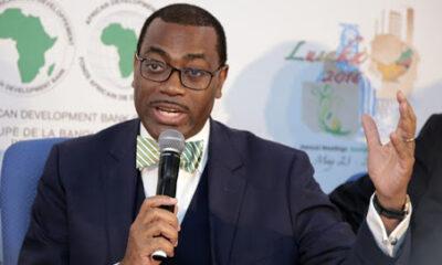 Afrique : Les opérations non souveraines de la BAD pour le secteur privé ont augmenté de 40 % en 5 ans (Akinwumi Adesina)