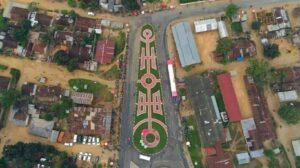 RDC: La ville de Kindu fait peau neuve avec l'aménagement de la place ''Matata Ponyo Mapon''