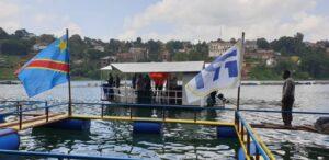 RDC : Boniface Kasembe inspecte avec satisfaction des projets financés par le FPI dans le Grand Kivu 4