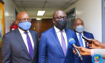RDC : le partenariat Gouvernement-Citibank s'achemine vers sa phase opérationnelle 11