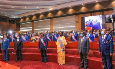 RDC : collectif budgétaire 2020 et reddition des comptes 2019 avant le projet du Budget 2021 à examiner au Parlement 20