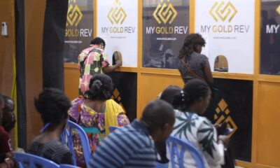 RDC : la BCC réclame la mise sous scellé de My Gold Rev pour collecte illégale de l'épargne du public 7