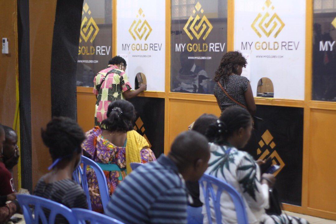 RDC : la BCC réclame la mise sous scellé de My Gold Rev pour collecte illégale de l'épargne du public 5