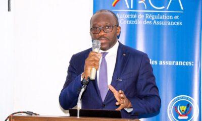 RDC : le ministère des Finances appuie l'ARCA à renforcer la solidité et les performances du marché des assurances 22