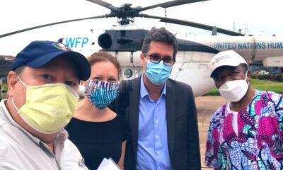 RDC : Hammer, Maltman, Simard et Muyembe encouragent le Gouvernement à mettre fin à l'Ebola Business 20